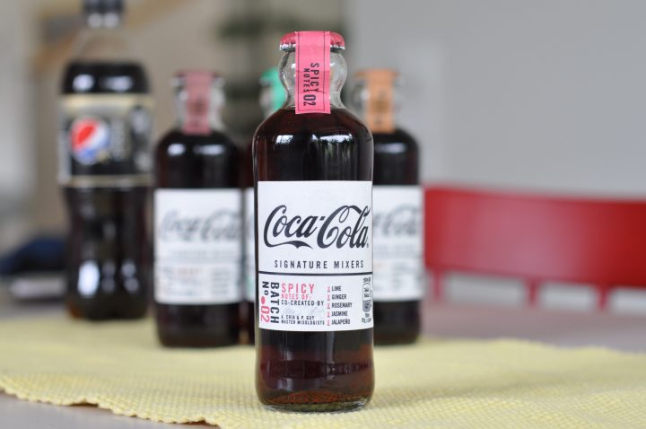 Coca-Cola Signature Mixers Spicy