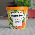 Häagen-Dazs Orange Blossom Bergamot & Black Pepper