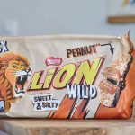Lion Wild Peanut Sweet & Salty
