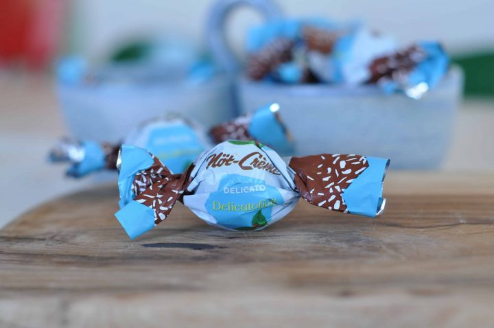 Nöt-Crème Delicatoboll