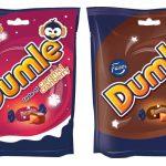 Nyhet: Dumle Caramel Cranberry & Dumle Dark