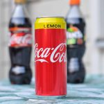 Coca-Cola Lemon