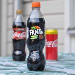 Nyhet: Fanta Dark Mystery Blood Orange & Coca-Cola Lemon