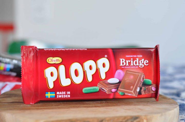 Plopp Mjölkchoklad Bridge