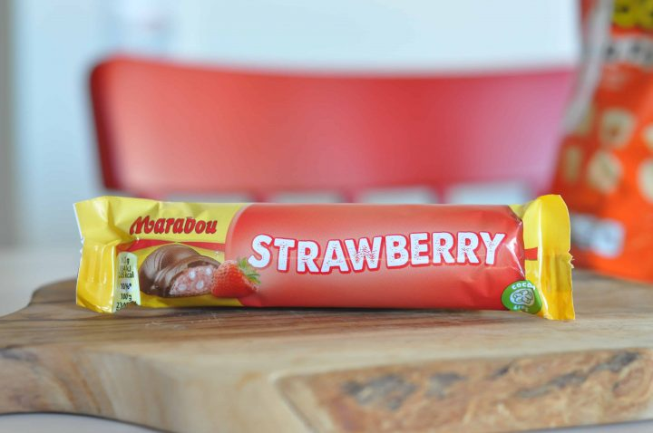 Marabou Strawberry