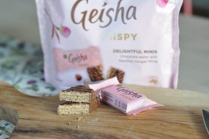 Geisha bites
