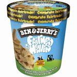 Nyhet: GB Lakritspuck och Ben & Jerry's Fairway to Heaven