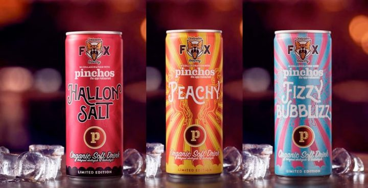 Pinchos-läsk