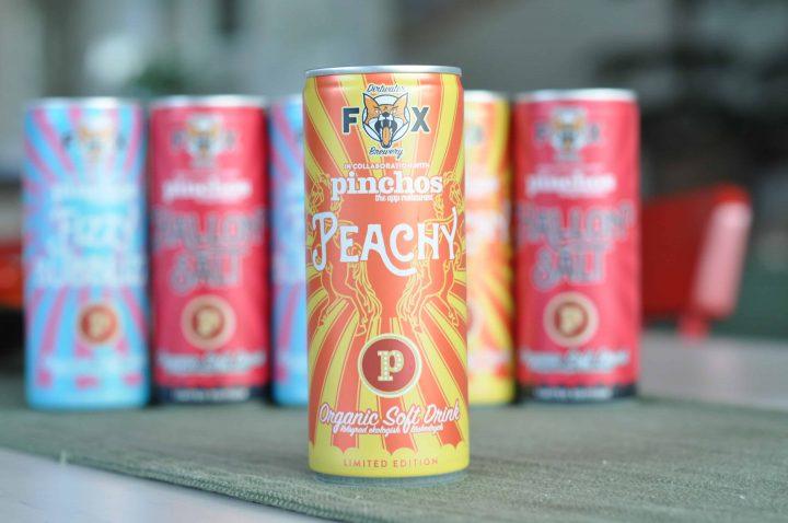 Pinchos Peachy