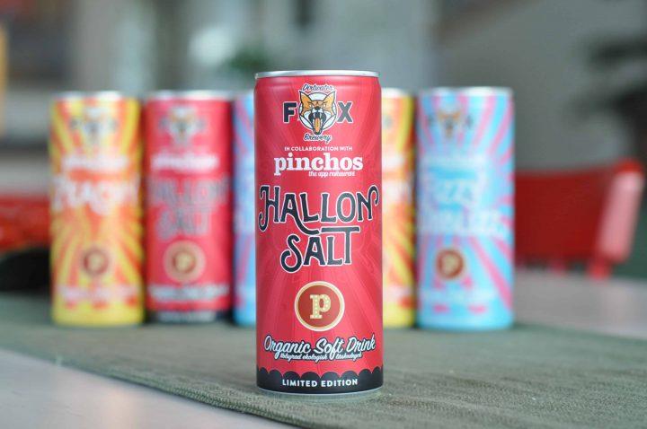 Pinchos Hallon Salt