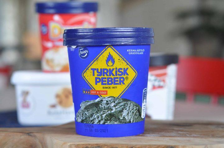 Fazer Tyrkisk Peber Gräddglass