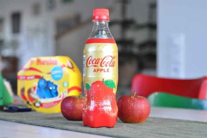 Coca-Cola Apple