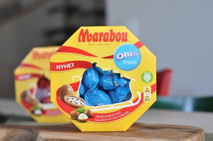 Marabou Oreo Treats