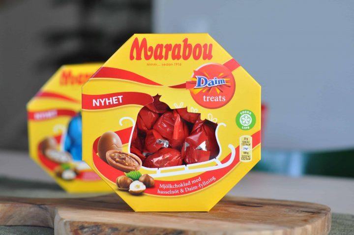 Marabou Daim Treats