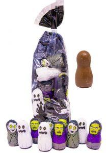 Halloweenchoklad