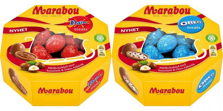 Marabou Treats Daim Oreo
