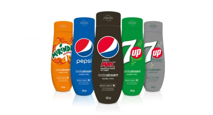Sodastream Pepsi