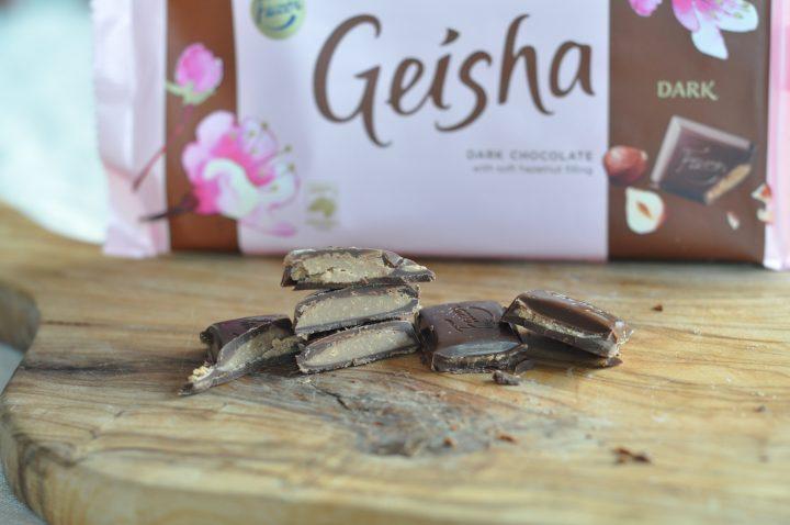 Geisha mörk choklad