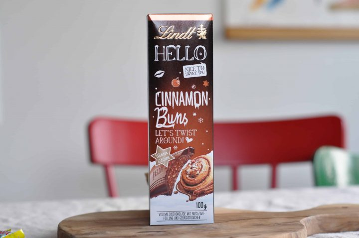 Lindt Hello Cinnamon Buns