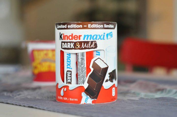 Kinder Maxi Dark & Mild