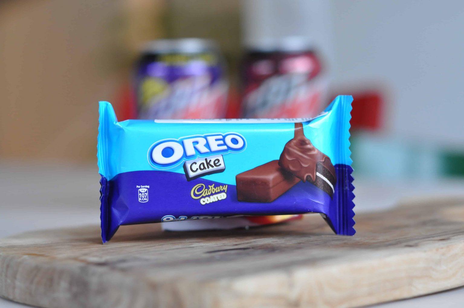 Oreo Cake Cadbury Coated - Sockerbiten
