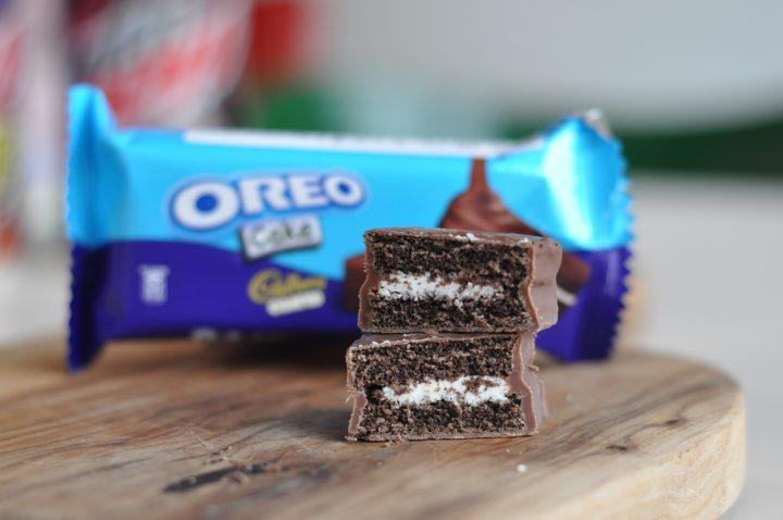 Oreo kaka med Cadbury choklad