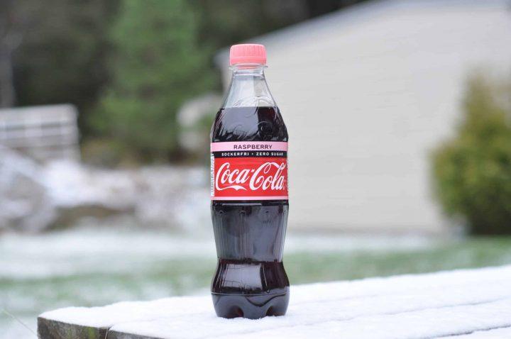 Coca-Cola Zero Raspberry