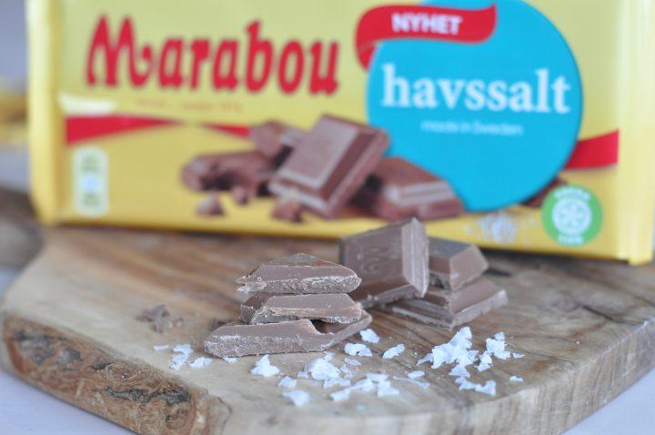 Marabou med Havssalt