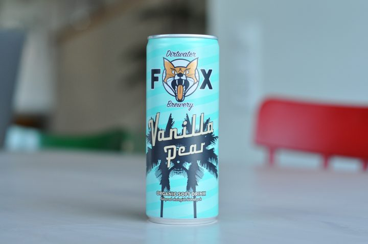 Dirtwater Fox Brewery Vanilla Pear