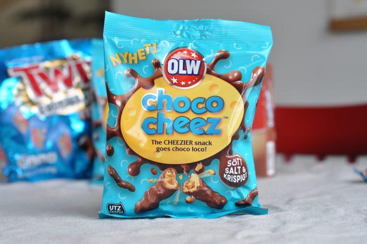 Olw Choco Cheez Sockerbiten