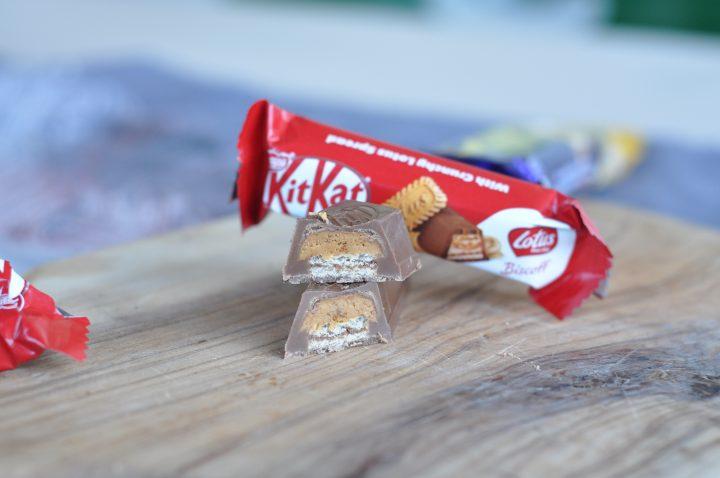 KitKat med Lotus Biscoff