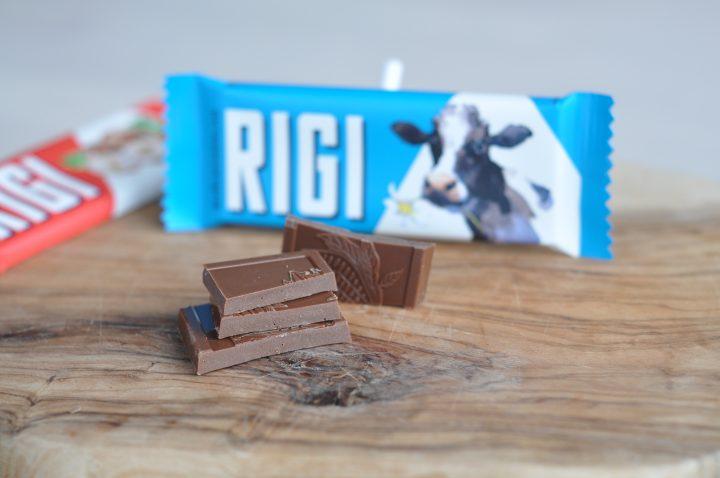 RIGI Mjölkchoklad från 2020