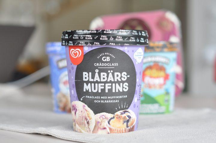 GB Fikaglass Blåbärsmuffins