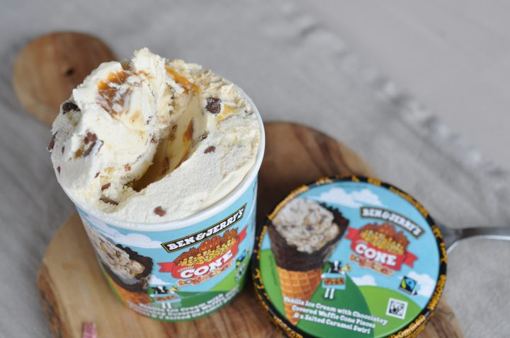 Ben & Jerry's Fairtrade Cone Together
