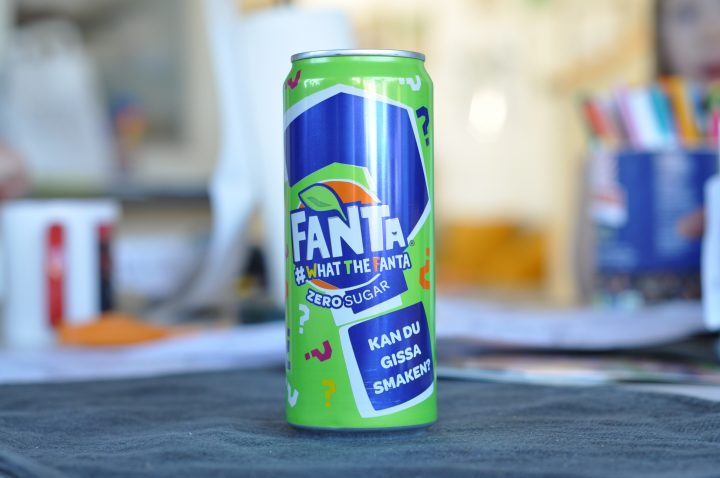 Fanta What The Fanta Zero Sugar