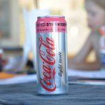 Coca-Cola Light Taste Twisted Strawberry