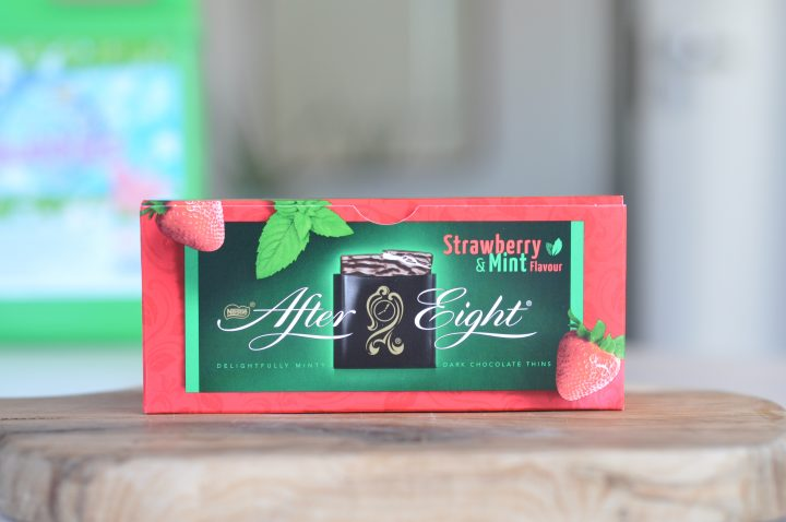 After Eight Strawberry & Mint