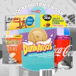 Sockerbiten tipsar – DunkAroos, Marabou Choco Sticks m.m.