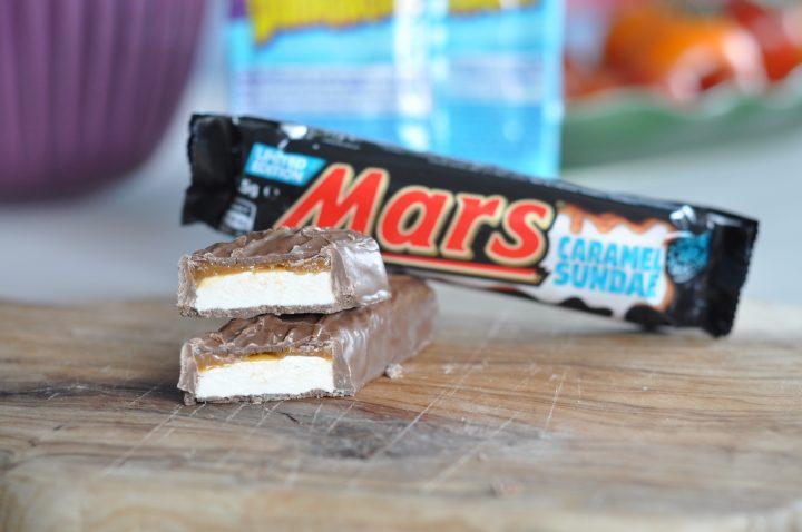 Mars Caramel Sundae Cooling Sensation