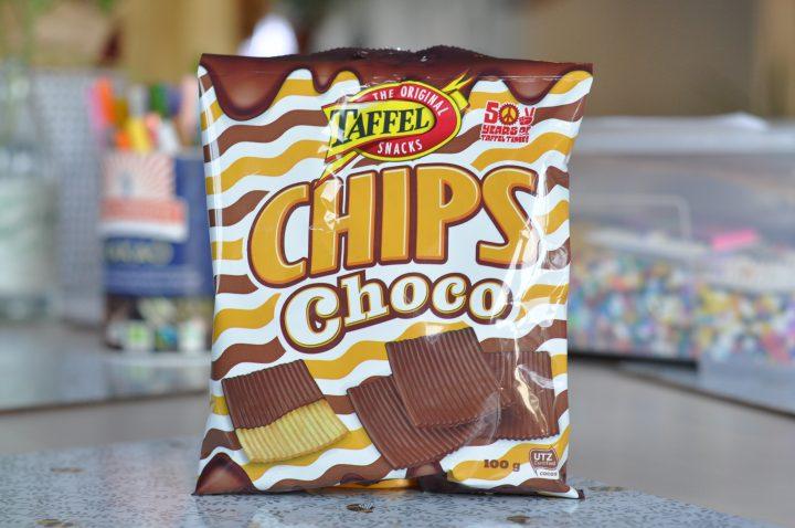 Taffel Chips Choco