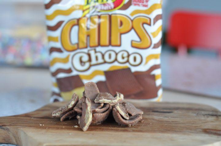 chips med choklad