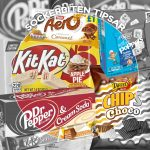 Sockerbiten tipsar – KitKat Apple Pie, Chips Choco m.m.