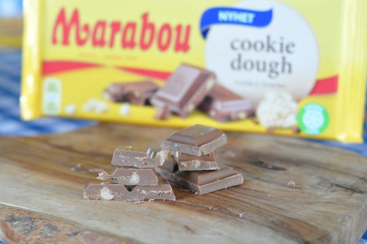 Marabou med Cookie Dough