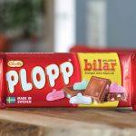 Plopp Mjölkchoklad Ahlgrens Bilar
