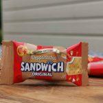 Sandwich Bites Pepparkaka