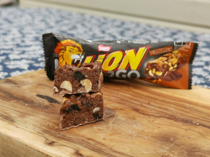 Lion to Go powerbar
