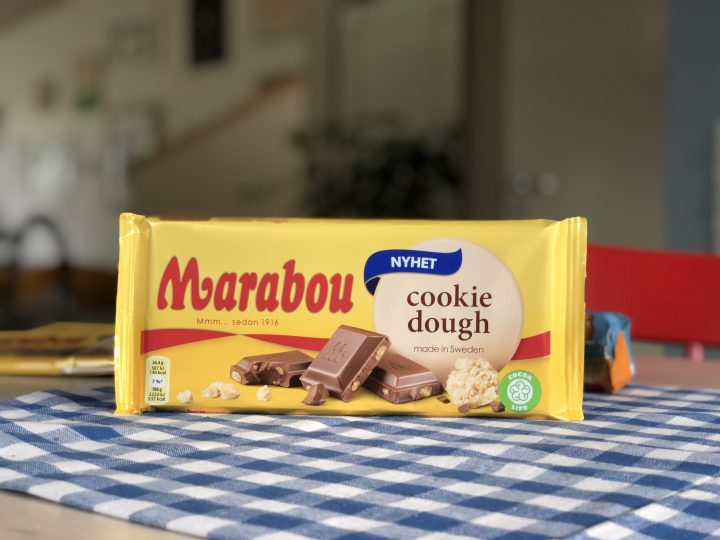 Marabou Cookie Dough
