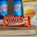 Twix Crunchy Caramel