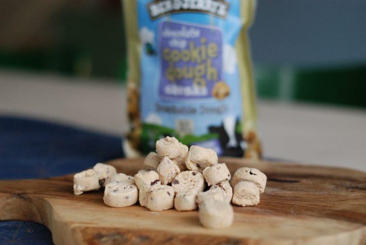 Ben & Jerry's Cookie Dough Chunks Snackable Dough