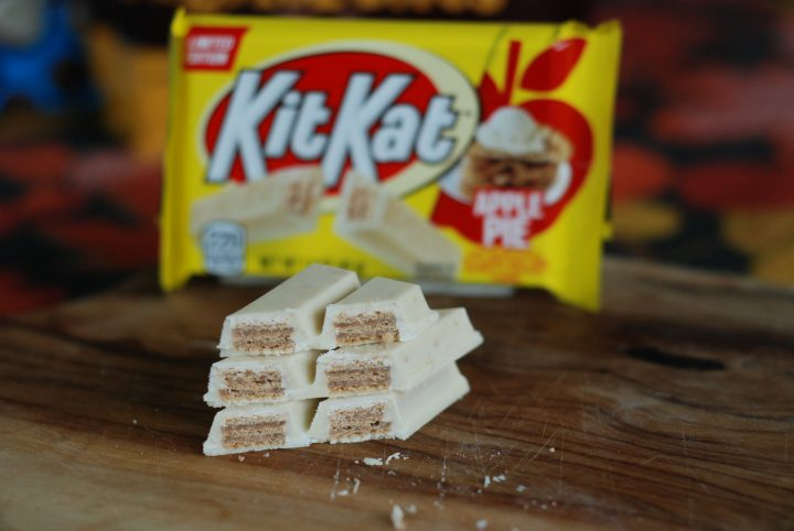 KitKat med smak av äppelpaj